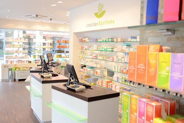 Arzneimittel Unterlinden Apotheke Freiburg