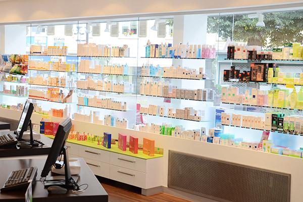 Körperpflege und Kosmetik in der Unterlinden Apotheke in Freiburg